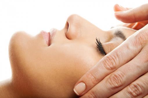 фото процедуры массажа лица