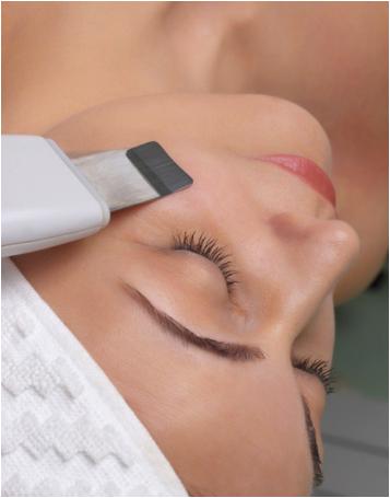 чистка лица ультразвуком: фото до и после процедуры