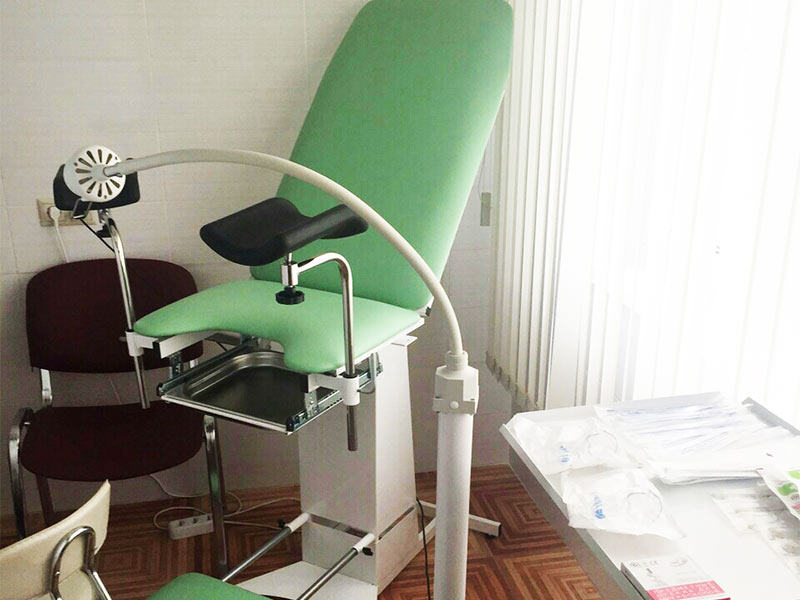 фото гинекологического кресла для сдачи анализов