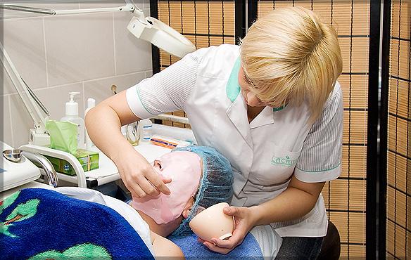 фото косметолога в Дасклиник