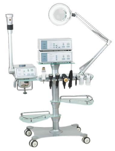 фото установленного оборудования в салоне красоты
