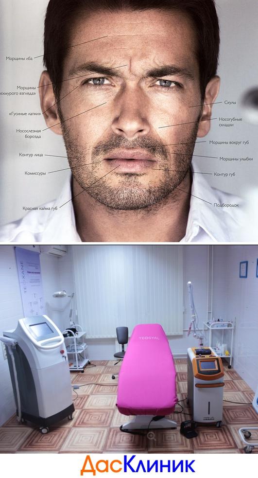 мужская косметология